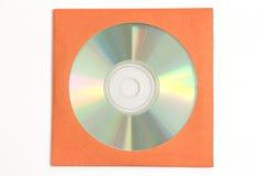 Grabación de datos CD Fotos de archivo