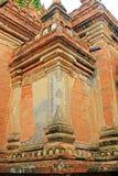 Grabado de la pared del templo de Htilominlo, Bagan, Myanmar Fotos de archivo