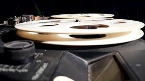 Grabadora de carrete almacen de video