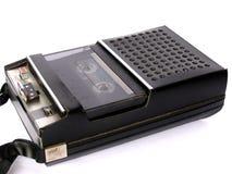 Grabadora de cinta Fotos de archivo libres de regalías