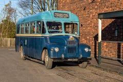 Grabb 1953 GS speciala enkla Decker Bus Arkivbilder
