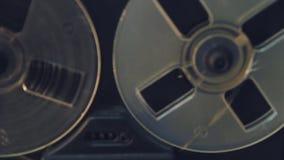 Grabe la grabadora vieja almacen de video