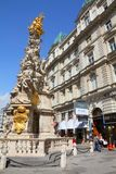Graben, Vienna Royalty Free Stock Images