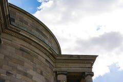 Grabkapelle Stuttgart Mausoleum European Blue Skies Old Architec Royalty Free Stock Photography