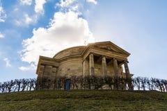 Grabkapelle Stuttgart Mausoleum European Blue Skies Old Architec Stock Photo