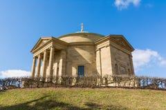 Grabkapelle Stuttgart Mausoleum European Blue Skies Old Architec Royalty Free Stock Images