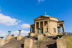 Grabkapelle Stuttgart Mausoleum European Blue Skies Old Architec Royalty Free Stock Photos