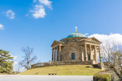 Grabkapelle Stuttgart Mausoleum European Blue Skies Old Architec Stock Image