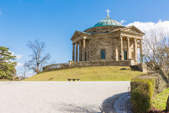 Grabkapelle Stuttgart Mausoleum European Blue Skies Old Architec Stock Photos