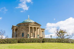 Grabkapelle Stuttgart Mausoleum European Blue Skies Old Architec Royalty Free Stock Image