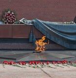 Grabmal des unbekannten Soldaten Lizenzfreie Stockfotos