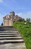 Gracanica修道院 库存照片