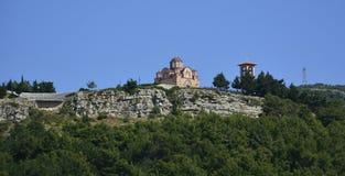 Gracanica kloster Royaltyfri Fotografi