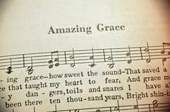 Grace étonnante Image libre de droits