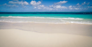 Grace bay Turks and Caicos Islands Royalty Free Stock Photography