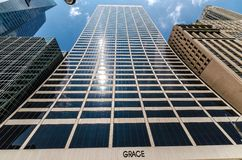 Grace Building Imagem de Stock Royalty Free
