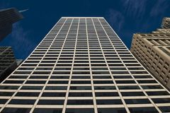 Grace Building New York City Arkivfoton