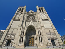 Grace Cathedral Royalty Free Stock Image