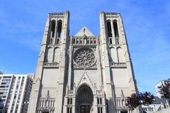 Grace Cathedral Fotografía de archivo