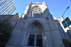 Grace Cathedral histórico, 1 fotos de stock royalty free