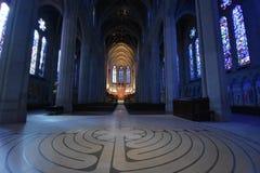 Grace Cathedral historique, 4 photo stock