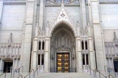 Grace Cathedral, San Francisco, U.S.A. Immagini Stock Libere da Diritti