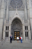 Grace Cathedral, San Francisco, USA Royalty Free Stock Photos