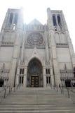 Grace Cathedral, San Francisco, USA Royalty Free Stock Photo