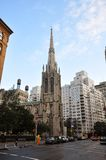 Grace Church, Broadway, Manhattan, NYC Royalty Free Stock Photo