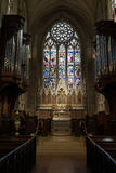 Grace Church, NYC fotografia de stock royalty free