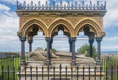 Grace Darling Grave Royalty-vrije Stock Foto