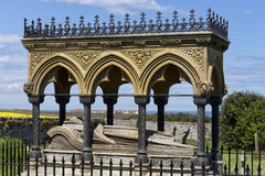 Grace Darling Memorial Lizenzfreies Stockfoto