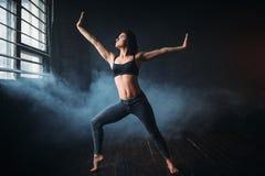 Grace female dancer, contemp dance Stock Images