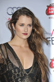 Grace Gummer Stock Image