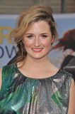 Grace Gummer Stock Photography