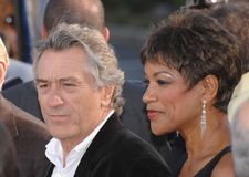 Grace Hightower, Robert De Niro Royalty Free Stock Images
