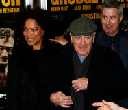 Grace Hightower, Robert DeNiro, Pete Segal Stock Images