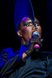 Grace Jones Photos libres de droits