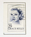 Grace Kelly Imagem de Stock Royalty Free