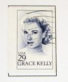 Grace Kelly Image libre de droits