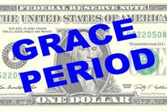 Grace Period concept Stock Photos