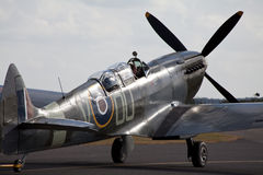 Grace spitfire mk9 Stock Images