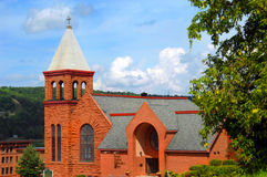 Grace United Methodist Church foto de archivo libre de regalías