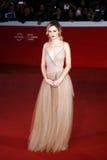 Grace Van Patten på den röda mattan Royaltyfria Bilder