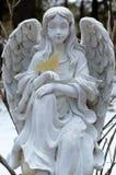 Graceful Guardian Angel Royalty Free Stock Image