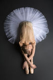 Graceful ballerina Royalty Free Stock Photo