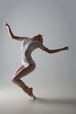 Graceful ballet dancer Stock Photos