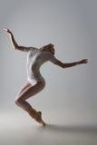 Graceful ballet dancer Stock Photos