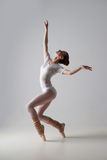 Graceful ballet dancer Royalty Free Stock Image