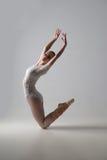 Graceful ballet dancer Stock Photo